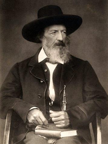 Tennyson, Alfred Lord portréja