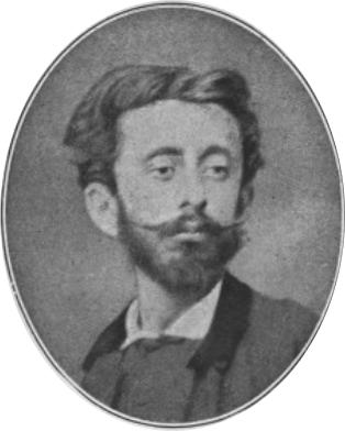Portre of Corbière, Tristan