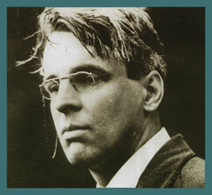 Portre of Yeats, William Butler