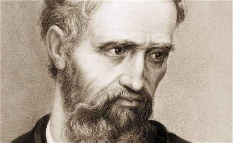 Portre of Michelangelo, Buonarroti