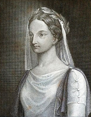 Portre of Kulmann, Elisabeth