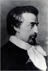 Portre of Heine, Heinrich