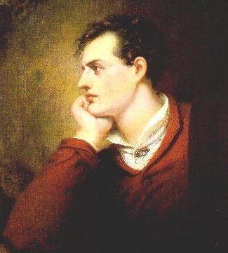 Portre of Byron, George