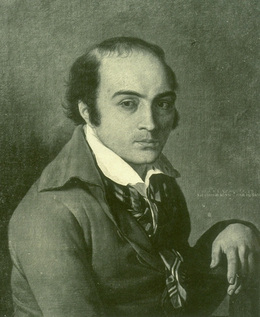 Portre of Chénier, André