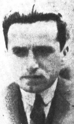 Portre of Karyotakis, Kostas