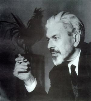 Portre of Embirikos, Andreas