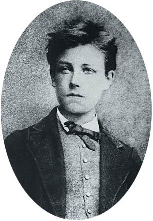Portre of Rimbaud, Arthur