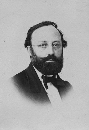 Portre of Keller, Gottfried