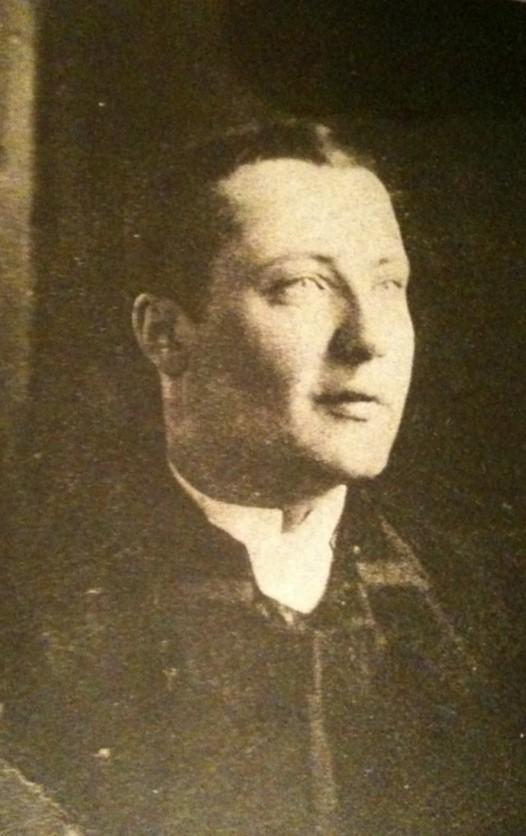 Portre of Laforgue, Jules