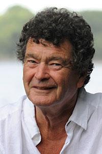Portre of Patten, Brian