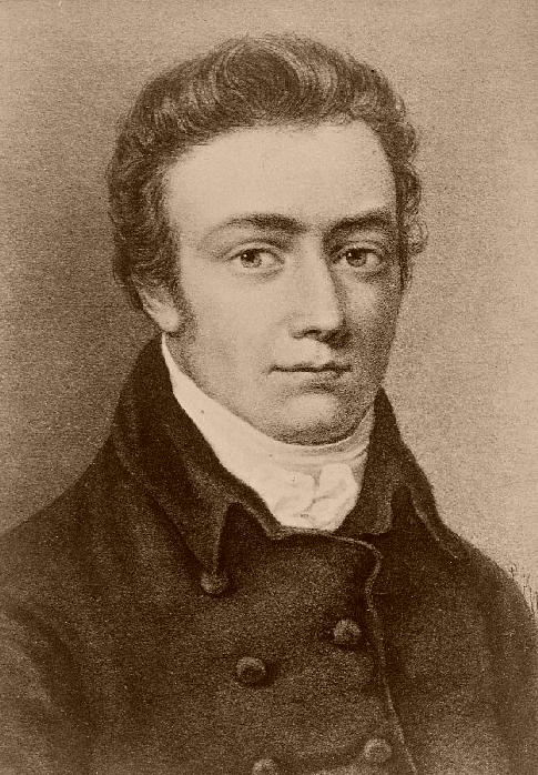 Portre of Coleridge, Samuel Taylor