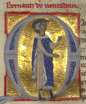 Image of Ventadorn, Bernart de