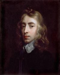 Portre of Milton, John