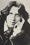 Portre of Wilde, Oscar