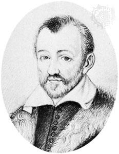 Portre of Desportes, Philippe