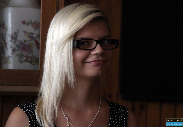 Portre of Tóth Zita Emese