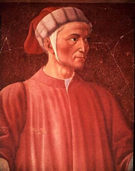 Portre of Dante, Alighieri