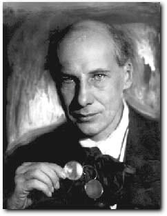 Portre of Belij, Andrej