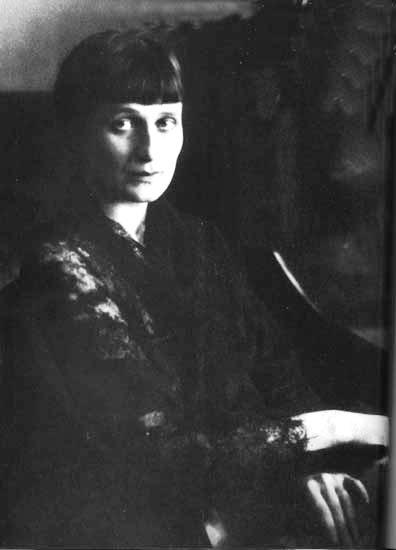 Image of Ahmatova, Anna Andrejevna