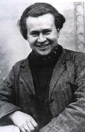 Portre of Cadou, René Guy