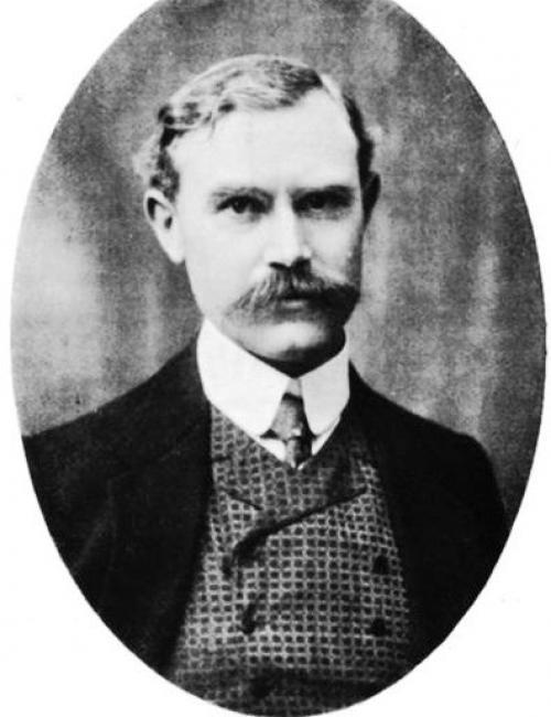 Portre of Mockel, Albert