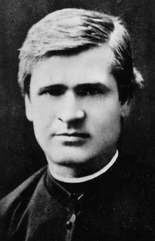 Portre of Baranauskas, Antanas