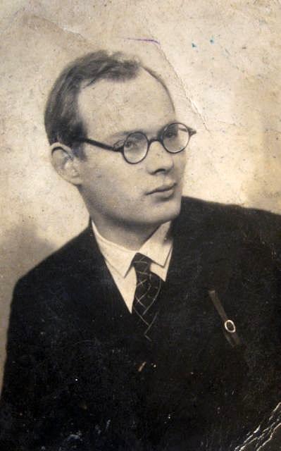 Portre of Boruta, Kazys