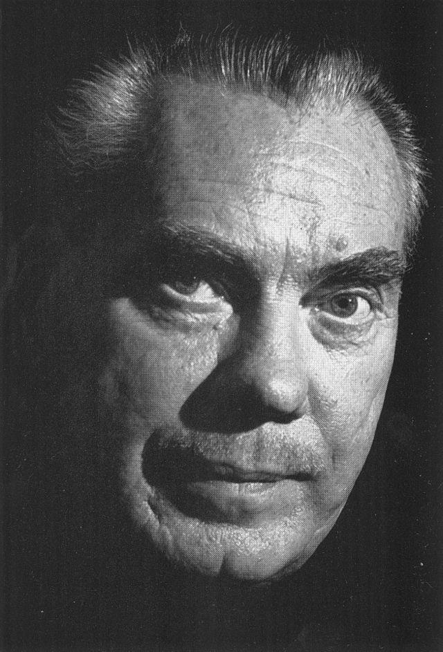 Portre of Lundkvist, Artur
