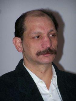 Portre of Rafi Lajos