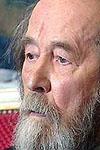 Portre of Szolzsenyicin, Alekszandr Iszajevics