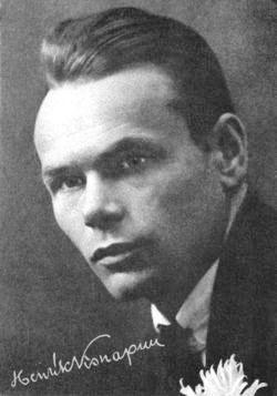 Portre of Visnapuu, Henrik