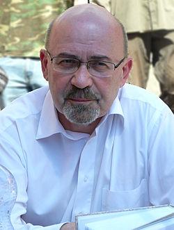 Portre of Markó Béla