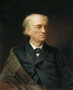 Portre of Tyutcsev, Fjodor Ivanovics