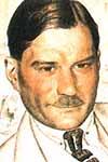 Portre of Zamjatyin, Jevgenyij Ivanovics
