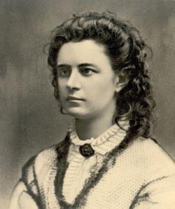 Portre of Koidula, Lydia