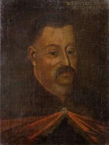 Portre of Pasek, Jan Chryzostom