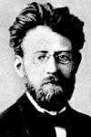 Portre of Gellner, František