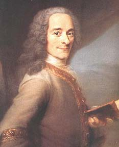 Image of Voltaire (François Marie Arouet)