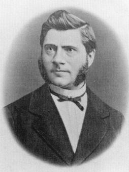 Jochumsson, Matthías portréja