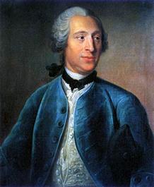 Portre of Dalin, Olof von