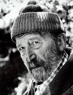 Portre of Heinesen, William