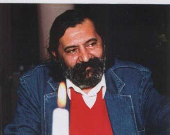 Portre of Kovács József Hontalan