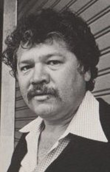 Portre of Mora, Víctor Valera