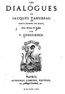 Image of Tahureau, Jacques