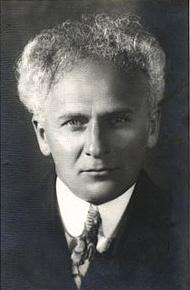 Portre of Horký, Karel