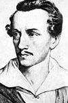 Portre of Słowacki, Juliusz